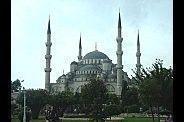 La beauté architecturale de l'Islam
