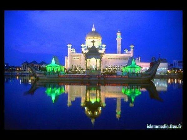 mosquée en arabie