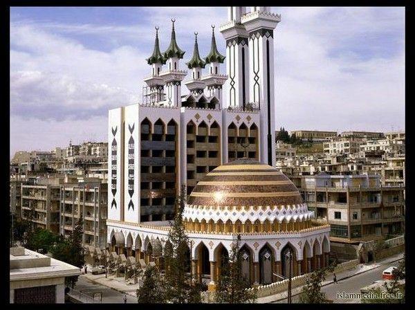 Belles mosquée d'Islam