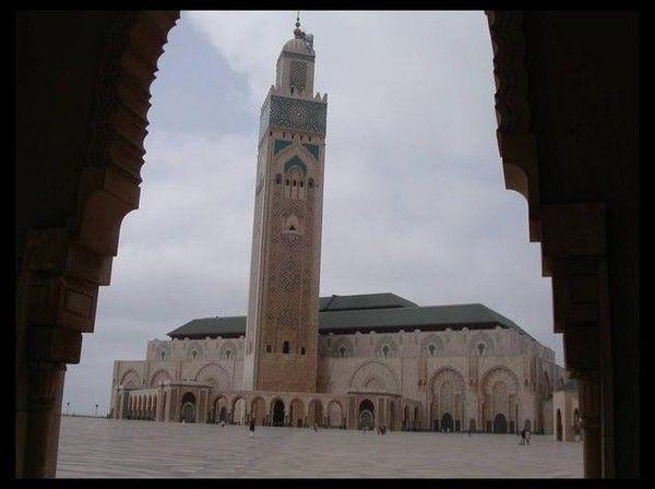 Une beauté d'Islam au Maroc